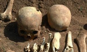 В Полтаве новый микрорайон возводят на месте массовых захоронений
