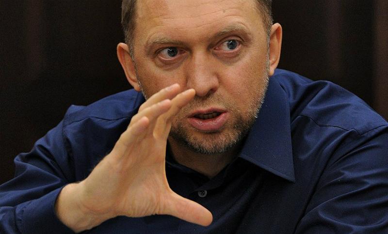 Бизнесмен Олег Дерипаска предложил дать показания о «российском вмешательстве» в конгрессе США, - NYT