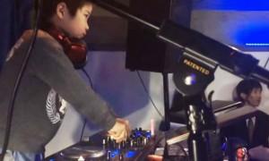 Видео вечеринки с шестилетним диджеем из Японии стало «хитом» Интернета
