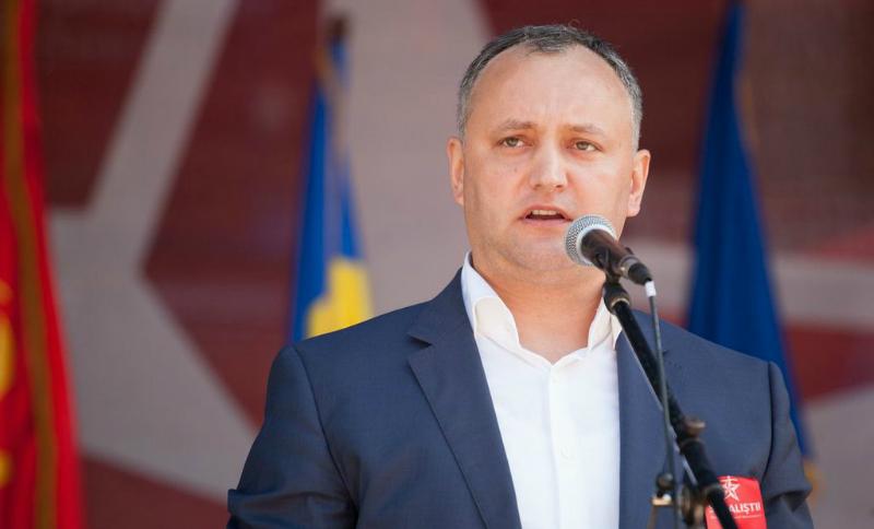 Игорь Додон высказался по поводу высылки молдавских дипломатов из России