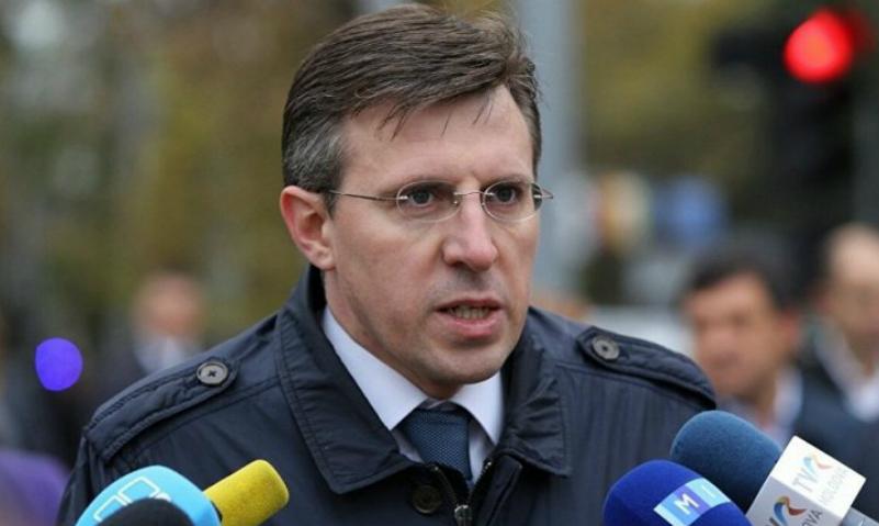 Мэр столицы Молдавии задержан по подозрению в коррупции