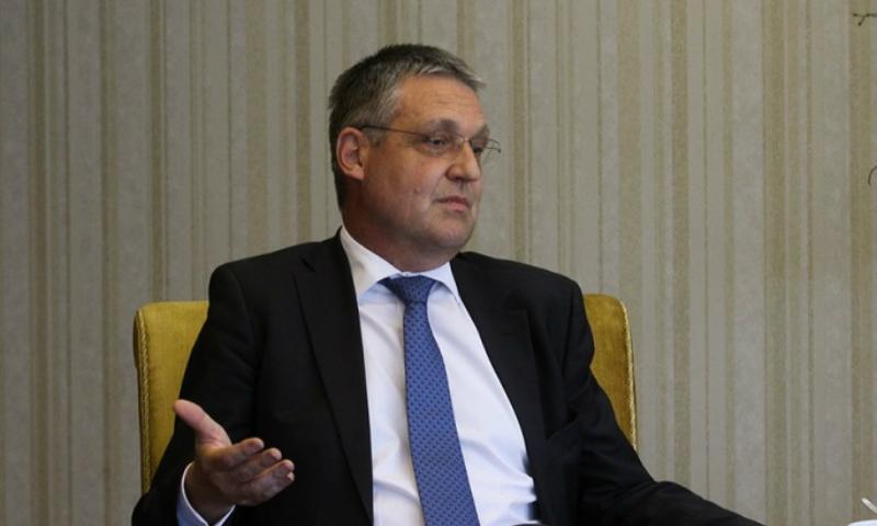 Глава европейской дипломатии Могерини выбрала нового посла ЕС в России