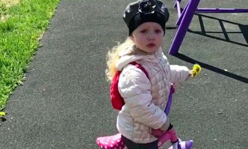 3-х летняя дочь Максима Галкина растрогала соцсети своим капризом накамеру