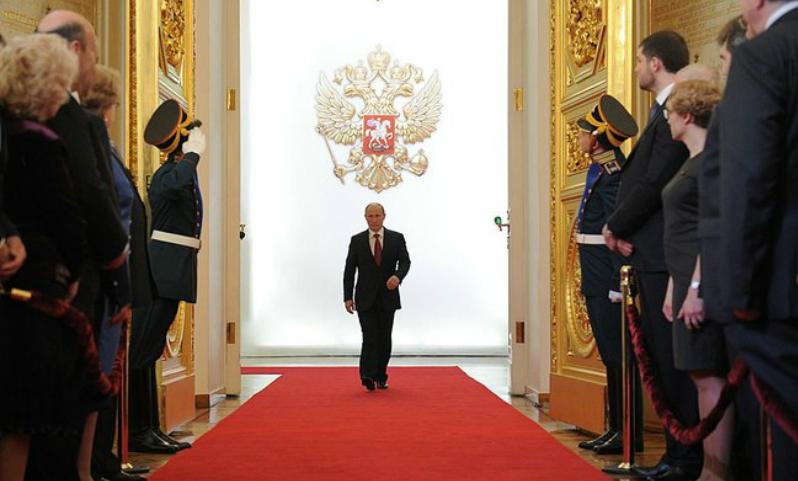 Путин рассказал о планах на президентские выборы 2018 года