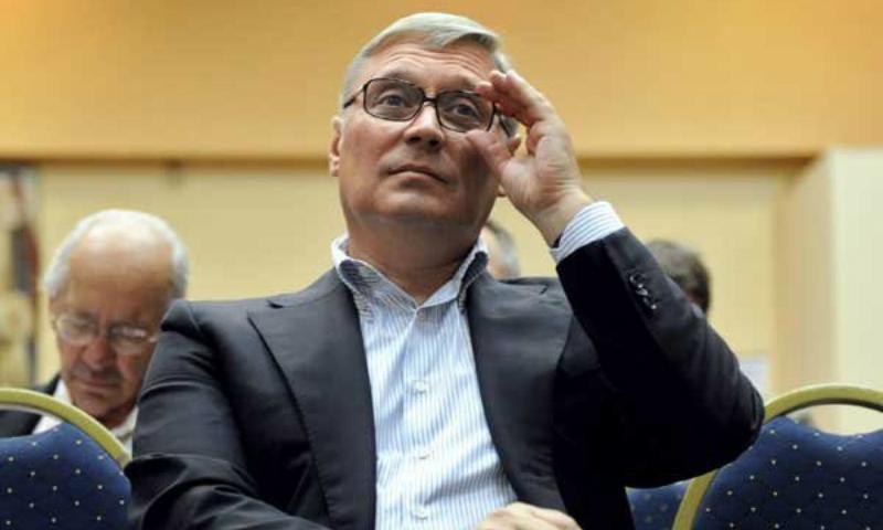 Касьянов отказался отпрезидентских амбиций