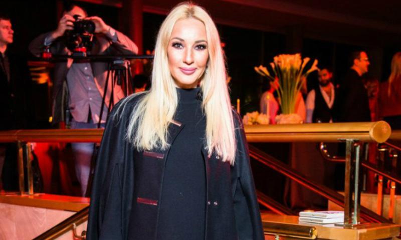 45-летняя Лера Кудрявцева беременна