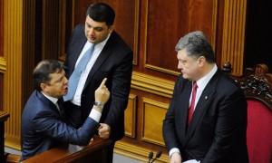 «Большая ошибка украинцев»: Ляшко высказался об избрании Порошенко президентом страны