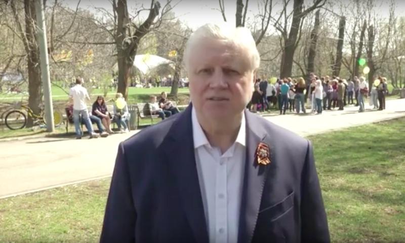 По справедливости: Миронов призвал Меркель