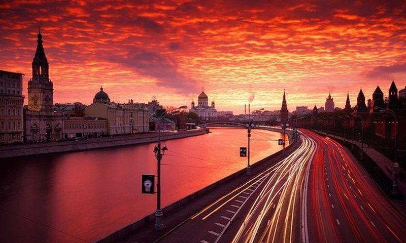 Лето в столицеРФ будет «розовым»— Синоптики