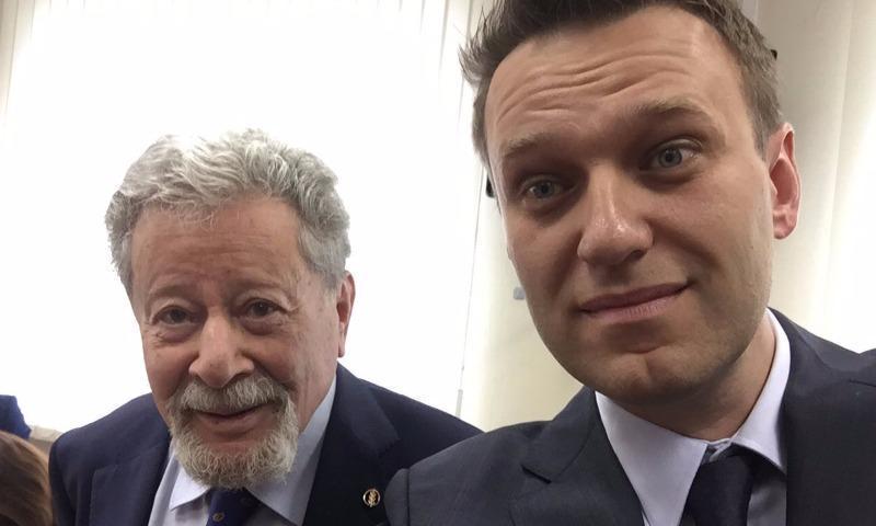 Судья ответила отказом на просьбы Навального и защиты Усманова вести видеотрансляцию процесса