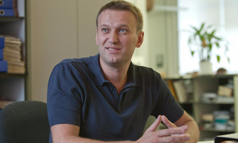 В ФНС России поступил запрос на проверку данных об уплате налогов Навальным