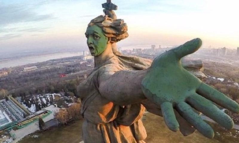 ВВолгограде возбудили дело из-за коллажа всообществе приверженцев Навального