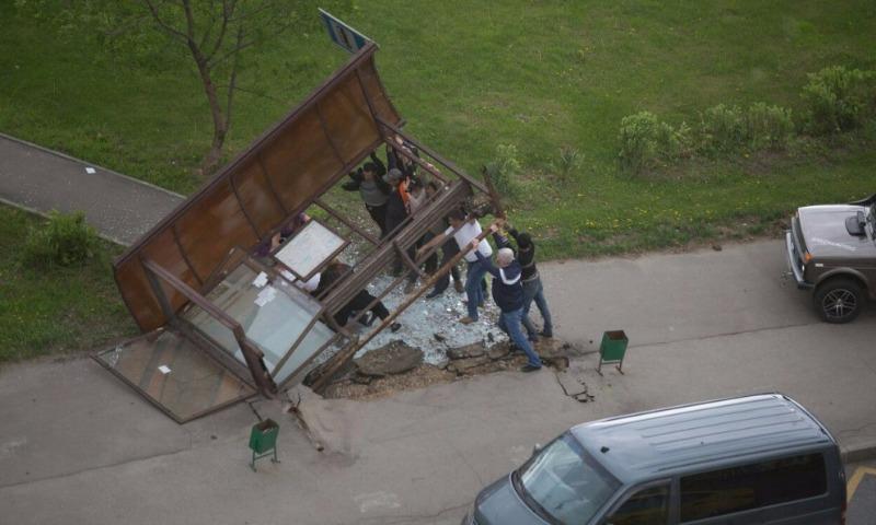 Обрушившийся на Москву и Подмосковье ураган привел к гибели нескольких человек