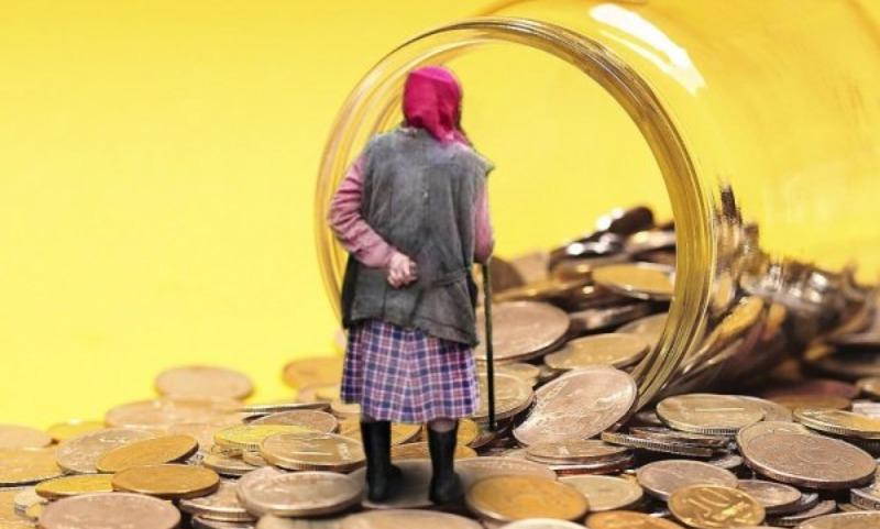 Настоящий размер пенсии вначале весны снизился на0,4% — Росстат