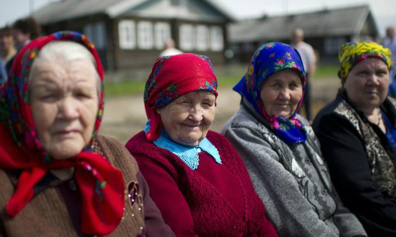 МВФ призвал Россию повысить пенсионный возраст из-за сложной демографической ситуации