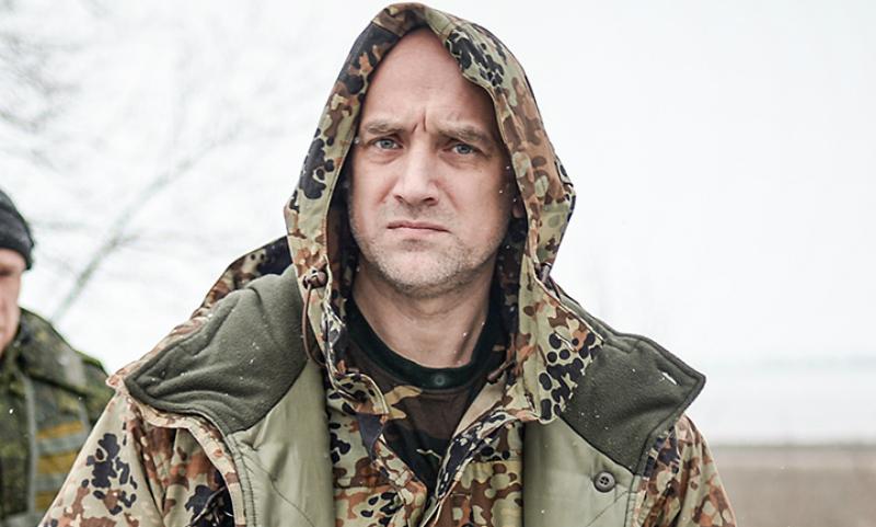 Захар Прилепин создал в Ижевске благотворительный фонд помощи Донбассу