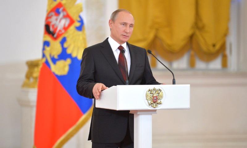 Две трети россиян выразили желание видеть Путина президентом и после выборов 2018 года