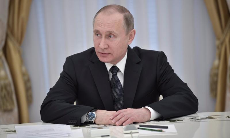 Опубликован указ Путина о стратегии экономической безопасности России до 2030 года