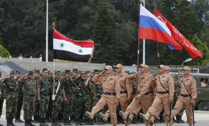 Минобороны официально заявило о гибели российского военного советника в Сирии