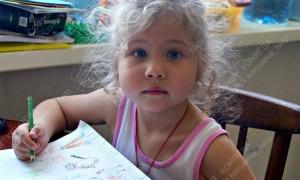 Четырехлетняя Соня из Ярославля стала инвалидом после инсульта