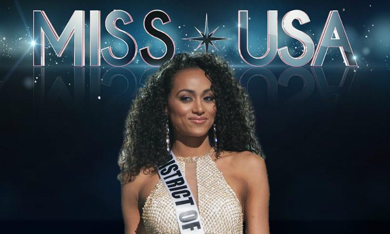 Красивые фотографии Мисс США— Инстаграм