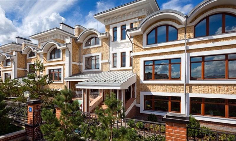 Стоимость самого дорогого таунхауса в Подмосковье назвали в столичном агентстве недвижимости