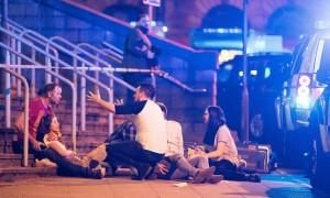 Полиция опубликовала фотографию вероятного исполнителя теракта в Манчестере