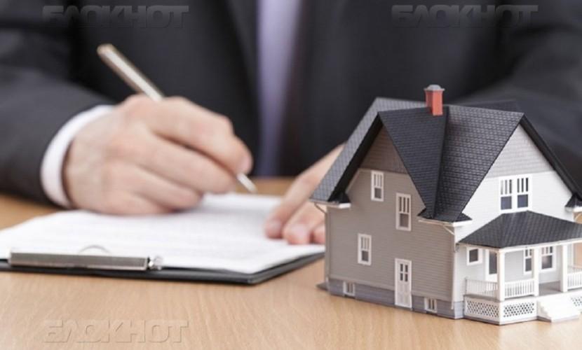 Освобождение от обязанности исполнения договора залога объектов недвижимости