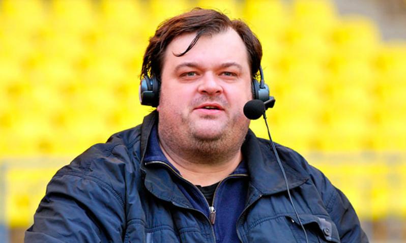 Василий Уткин объявил озавершении карьеры футбольного телекомментатора