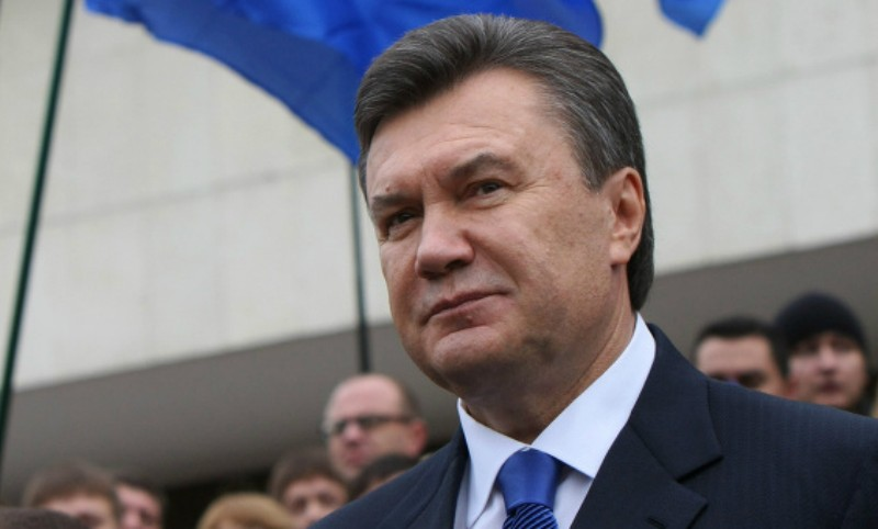 Интерпол снял с розыска экс-президента Украины Виктора Януковича