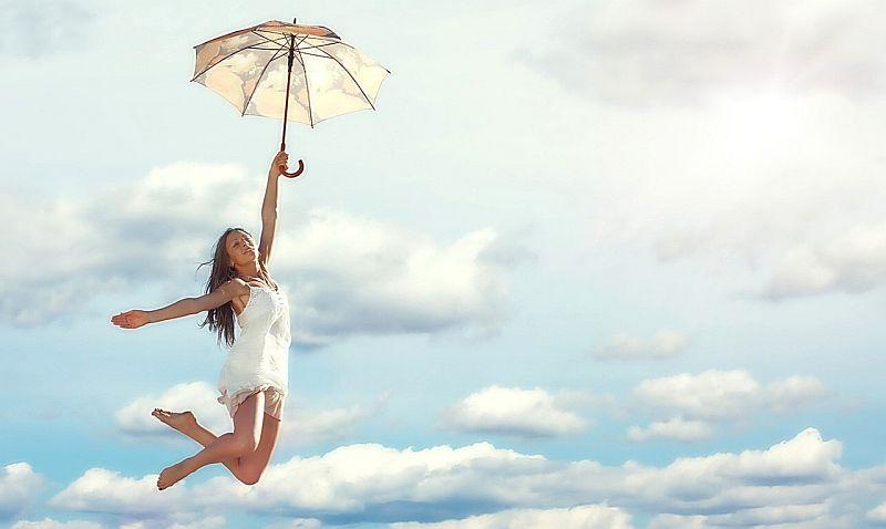 Как героиня: девочка посмотрела фильм и решила полетать с зонтом в Кемеровской области