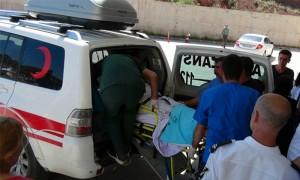 Российская девочка попала под колеса грузовика в Анталье