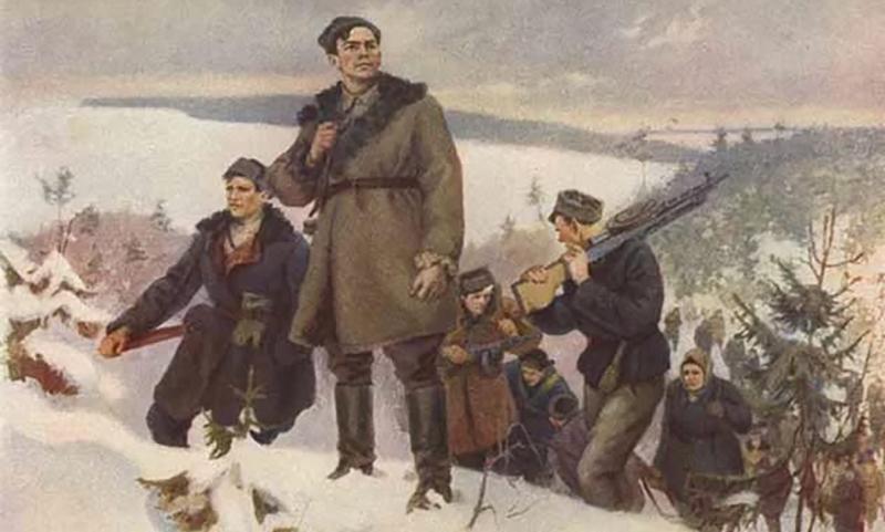 Календарь: 29 июня - День партизан и подпольщиков России