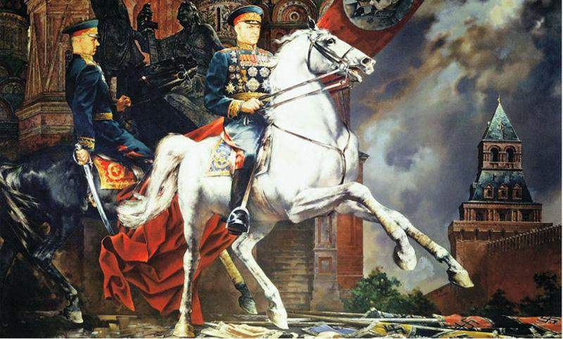 Календарь: 24 июня - День легендарного Парада Победы