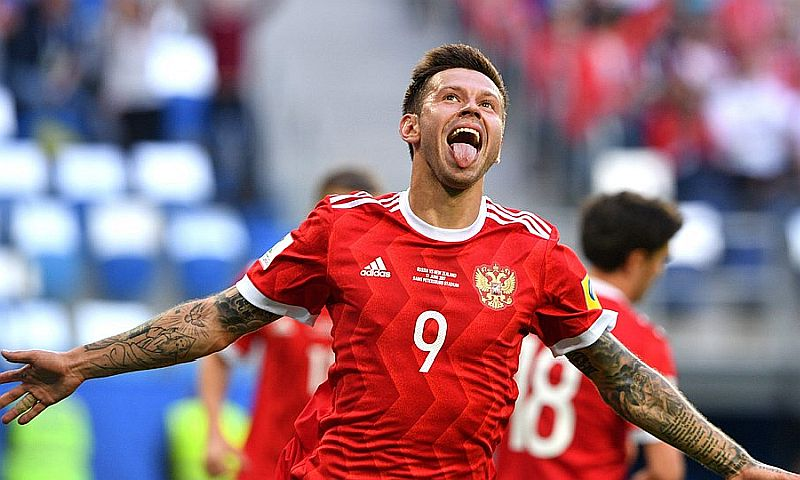 Российские футболисты открыли Кубок конфедераций победой над новозеландцами