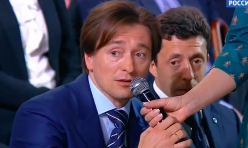Актер Безруков заступился перед Путиным за «Матильду» и Серебренникова