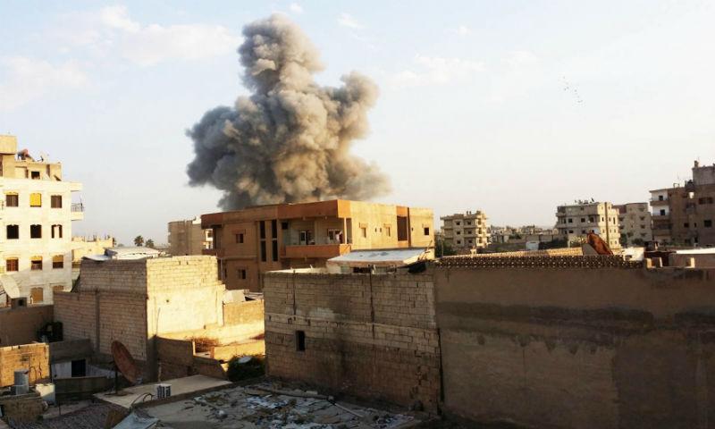 Об уничтожении главаря ИГИЛ сообщили СМИ Сирии