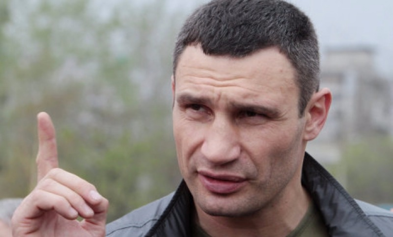 Кличко отказался выгонять русских: