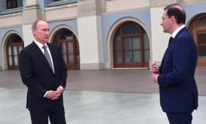 Путин впервые раскрыл подробности своей работы в КГБ