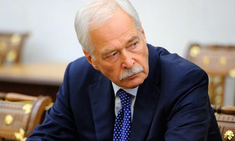 Бориса Грызлова попросили проверить действия бизнесмена-единоросса в остановке особо значимого завода в Воронеже