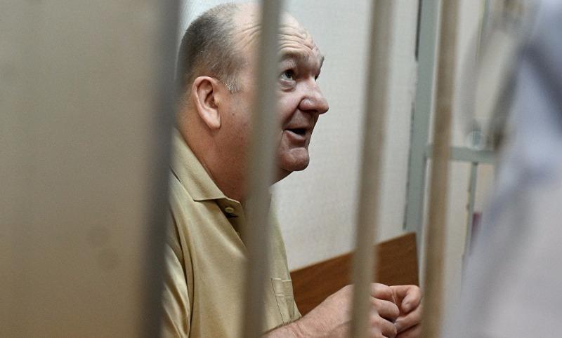 Экс-глава ФСИН Реймер приговорен к 8 годам колонии за кражу двух млрд рублей