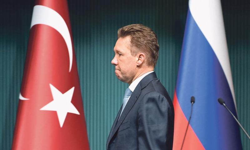 Турция перестала быть надежным партнером для «Газпрома»