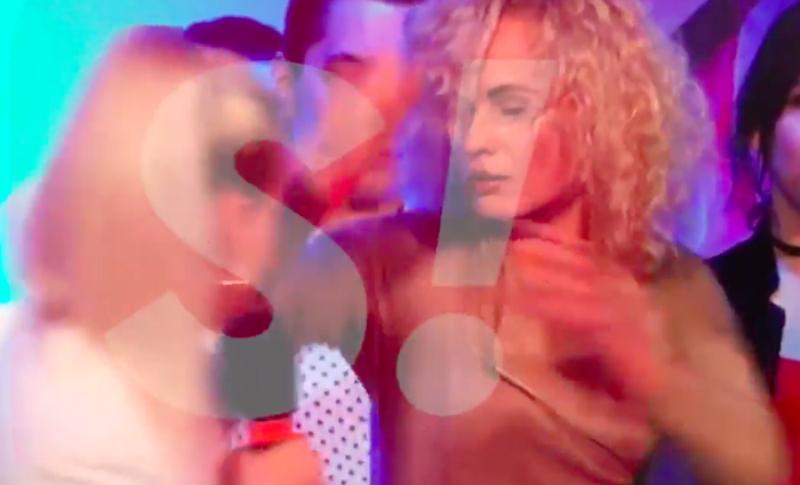 Видео драки звезд реалити-шоу