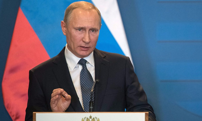 Путин поговорил с журналистами на «свежую голову»