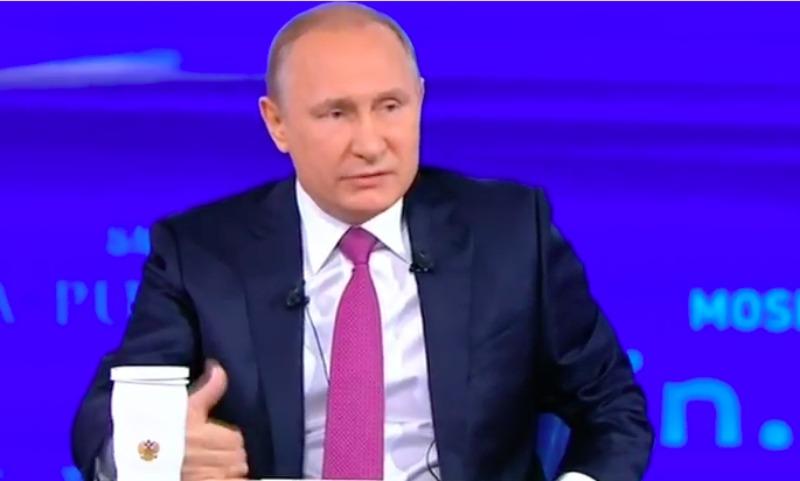 Другая сторона той же медали: Путин заступился за Байкал