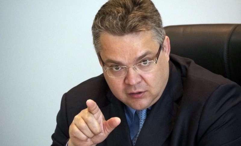 Губернатор Ставропольского края на вопрос Путина «Где деньги?» не стал отвечать, как Медведев