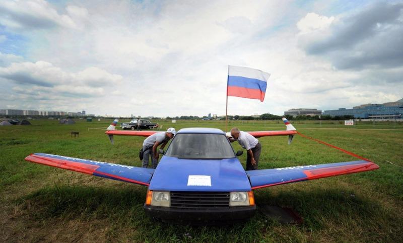 АвтоВАЗ пообещал россиянам летающие автомобили в ближайшем будущем