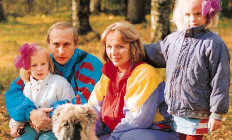 Владимир Путин впервые рассказал о своих внуках