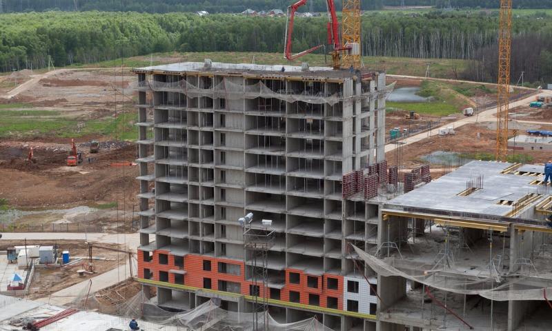 Цены на жилье выросли в России с начала года более чем на пять процентов, - аналитики