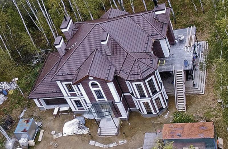 Дом Фриске и Шепелева